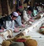 Weaving Line